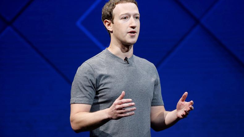 Facebook-Chef Zuckerberg entschuldigt sich - Allerdings fürs falsche Vergehen (Video)