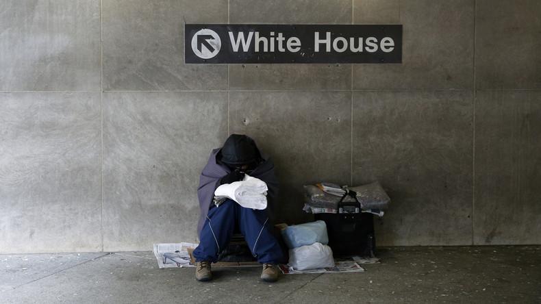 USA - Ungleiche Staaten von Amerika: Statistik ergibt erschreckendes Bild