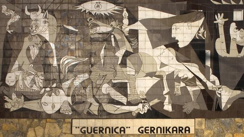 """Paris zeigt """"Guernica"""": Metamorphose eines Meisterwerksvon Picasso"""