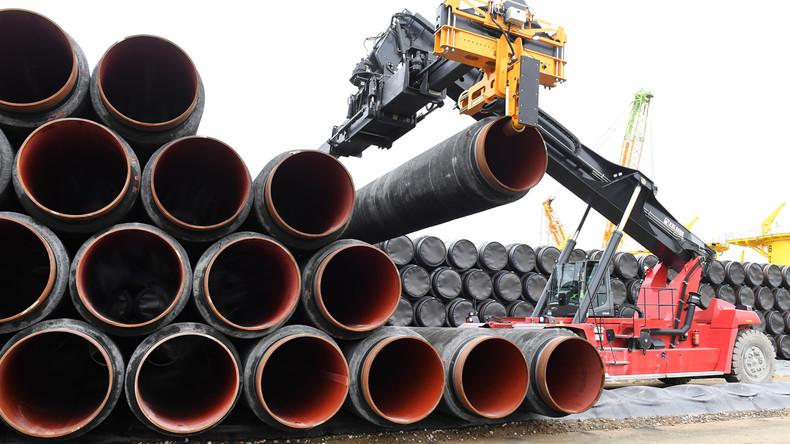 Ostseepipeline genehmigt: Nord Stream 2 nimmt letzte Hürde in Deutschland