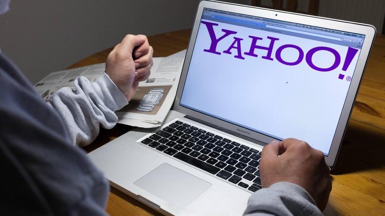 Yahoo: 2013 über eine Milliarde persönliche Daten von Nutzern gestohlen