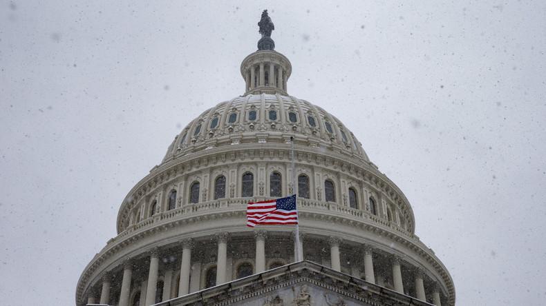 US-Kongress bringt Gesetzentwurf gegen ausländische Einmischung in Wahlen auf den Weg