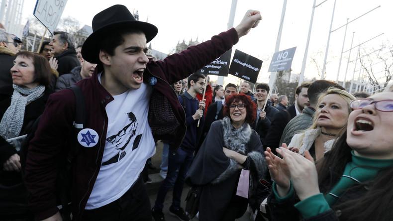 Großbritannien: Antisemitismus-Vorwürfe gegen Labour-Chef Jeremy Corbyn