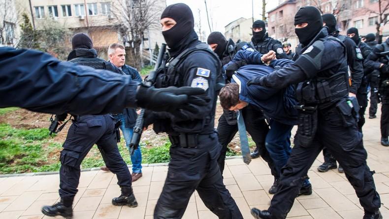 Serbischer Spitzenpolitiker in Mitrovica festgenommen