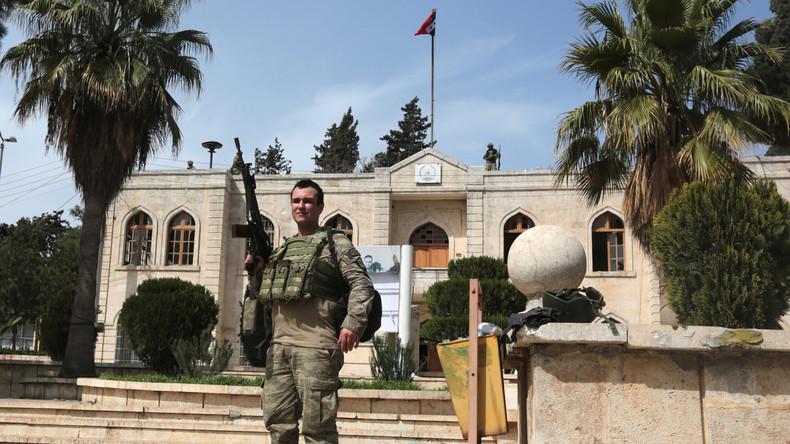 Disput mit Erdoğan: USA besorgt über Ankaras Ansprüche auf Nordsyrien und Nordirak