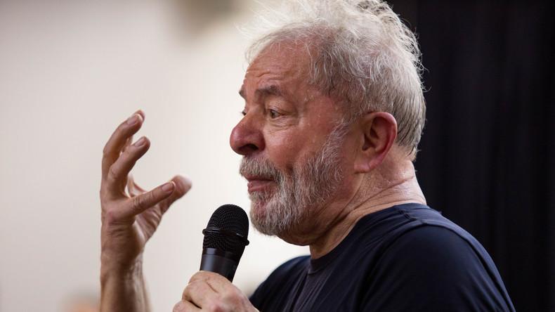 Politisch motiviertes Attentat? Fahrzeugkolonne von Brasiliens Ex-Präsident Lula beschossen