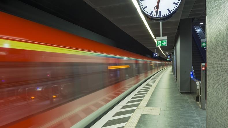 Warnstreik in Frankfurt am Main: U-Bahnen und Straßenbahnen blieben in Depots