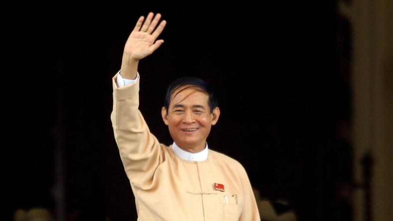 Win Myint zum neuen Präsidenten Myanmars gewählt