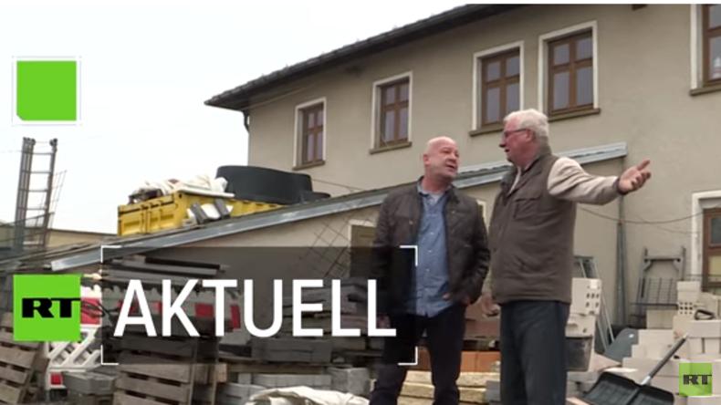 Obdachloser Henry aus Berlin: Job ist da - Jetzt sucht er eine Wohnung (Video)