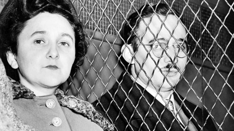 Die kommunistischen Spione: Der ungeklärte Fall der Rosenbergs