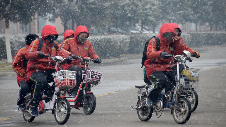 Plan erfüllt: China verkündet das Erreichen des Klimaziels für das Jahr 2020