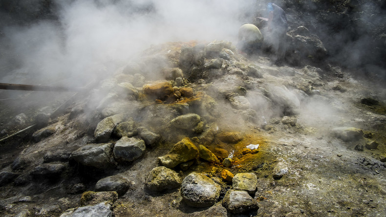 Supervulkan bei Neapel bedroht Europas Existenz