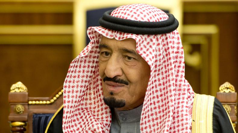 Saudischer König nimmt 459 Tonnen Gepäck und 1.500-köpfiges Gefolge auf Asien-Reise mit
