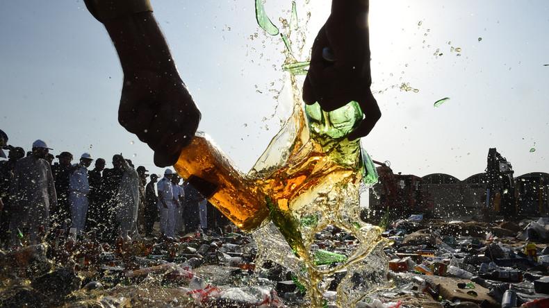 Jahrbuch Sucht: Die Deutschen trinken und kiffen zu viel
