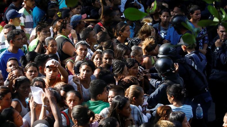 Brand nach Häftlingsaufstand in Venezuela: 68 Tote