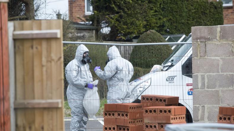 Fall Skripal: Ex-Spion kam vermutlich zu Hause mit Nervengift in Kontakt