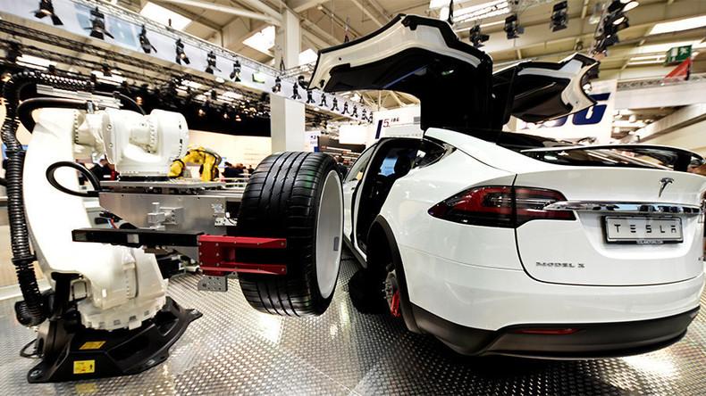 Hedgefonds-Manager Thompson: Tesla nur Monate vom totalen Zusammenbruch entfernt
