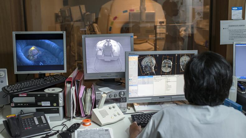 US-Amerikaner geht von normalem Bierbauch aus - bis Ärzte 13 Kilogramm schweren Tumor entdecken