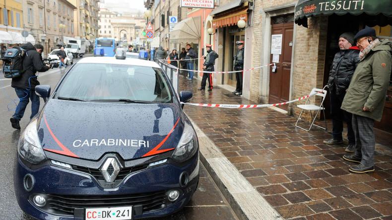 Italien: Terrorzelle mit Kontakten zu Berliner Attentäter Amri ausgehoben