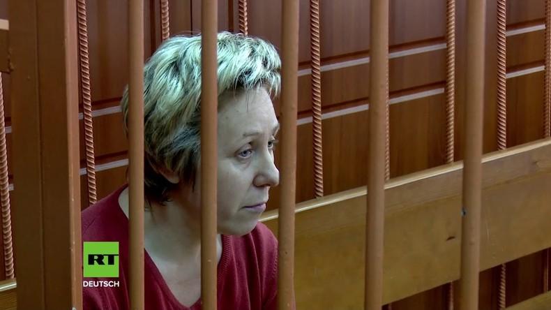 """Managerin aus Einkaufszentrum in Kemerowo: """"Ich fühle mich überhaupt nicht schuldig"""""""