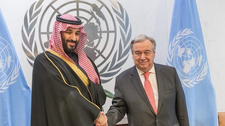 Krieg im Jemen: UNO fordert Saudi-Arabien zu einer politischen Lösung auf