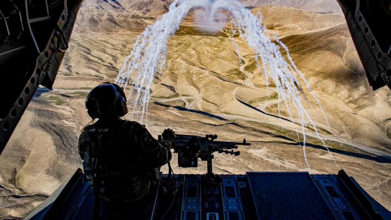 Russland besorgt: USA bauen illegale Militärbasis in Südsyrien aus