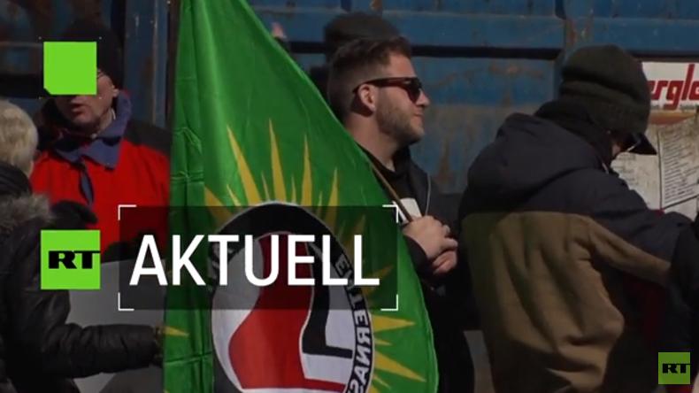 """Deutschland: """"Argumentationstraining gegen Rechts"""" eines Gymnasiums löst Shitstorm aus (Video)"""