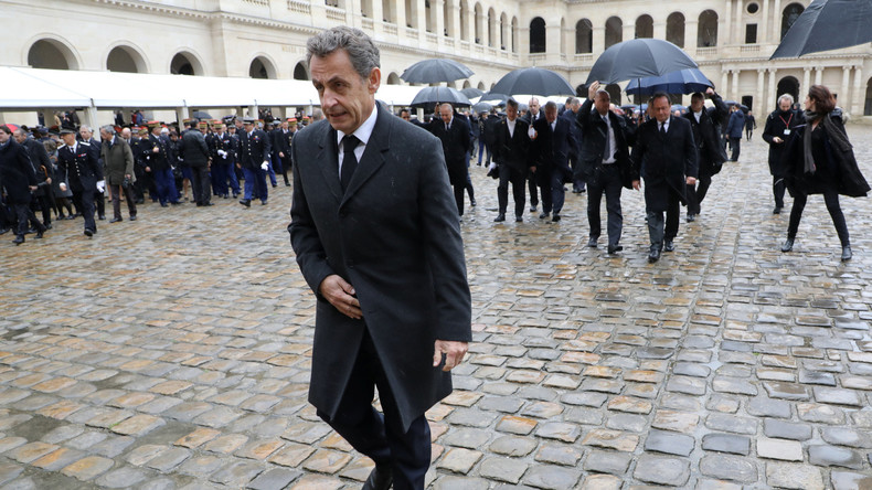 Frankreich: Sarkozy wegen Bespitzelung der Korruptionsermittlungen gegen sich selbst vor Gericht