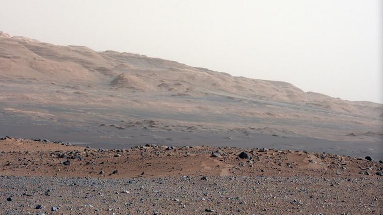 Europäer und Russen testen riesigen Fallschirm für Mars-Landung