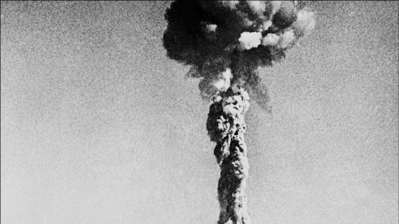 Anschauliche Abschreckung: Internetnutzer können eigenen Tod bei Atomangriff ansehen