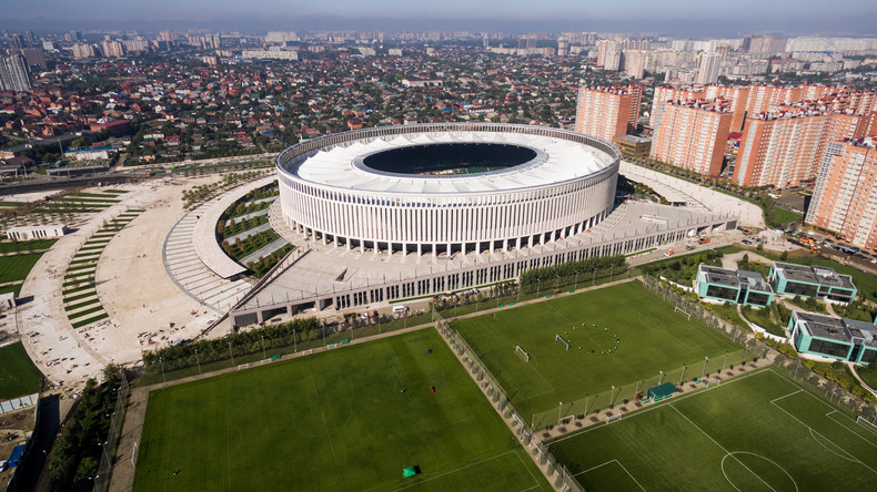 """Spaniens Botschafter zu WM-Stützpunkt der Nationalelf: """"Bedingungen in Krasnodar sind großartig!"""""""