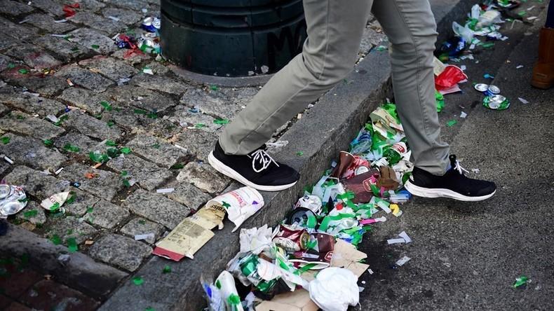 Schamloser Abfallschmuggel: Immer mehr Schweizer machen Frankreich zu ihrer Mülldeponie