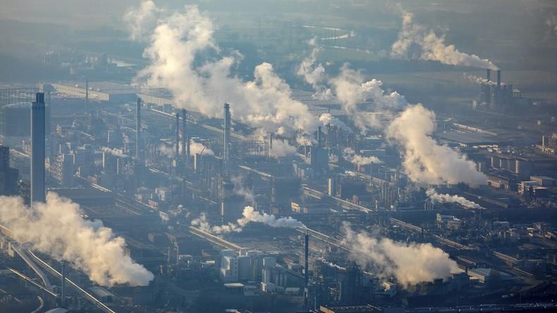 Umwelthilfe verklagt elf weitere Städte wegen hoher Luftbelastung