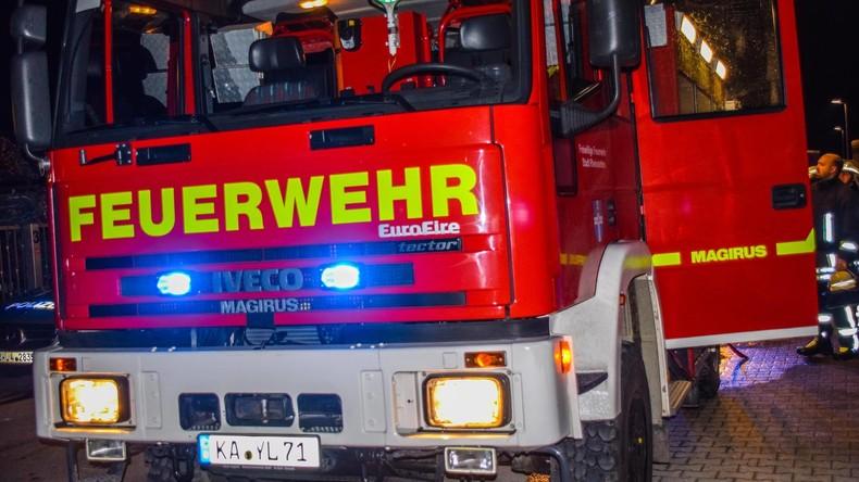 Toter nach Wohnhausbrand in Leipzig entdeckt - Mann festgenommen