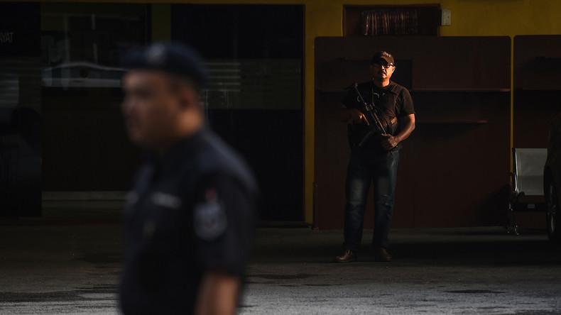 Malaysische Polizei: Kim Jong Uns Halbbruder wurde mit Kampfstoff VX getötet