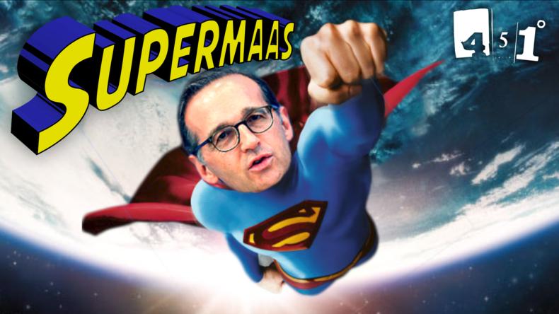 Heiko Maas der Super-Minister | 451 Grad