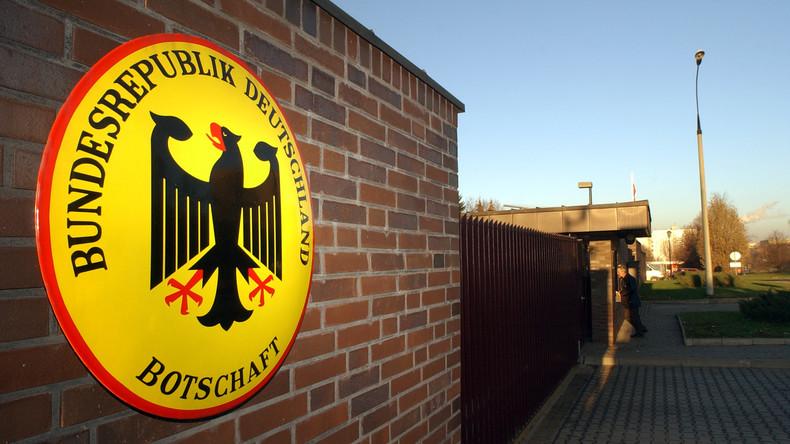 Russland weist vier deutsche Diplomaten aus – Maas spricht dennoch von Bereitschaft zu Dialog