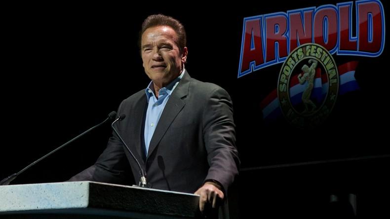 US-Medien: Arnold Schwarzenegger am Herzen operiert