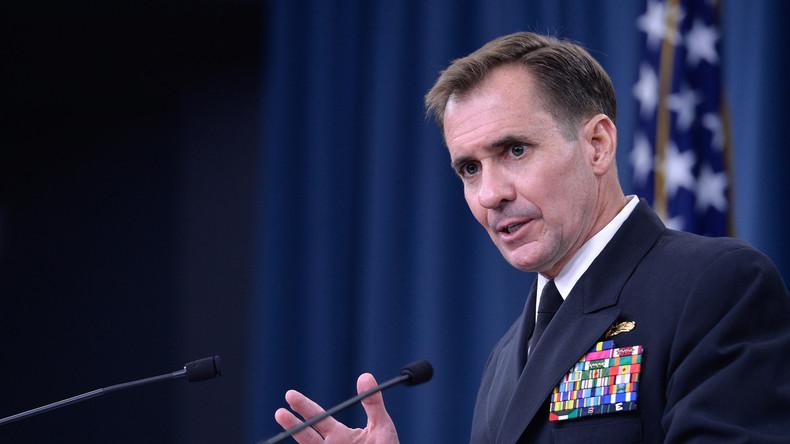 """US-Außenministerium erklärt, warum es keine Beweise im Bericht über """"russische Hackerattacken"""" gibt"""