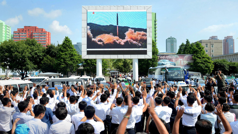 Nordkorea-Embargo: UN setzen Firmen und Schiffe auf schwarze Liste