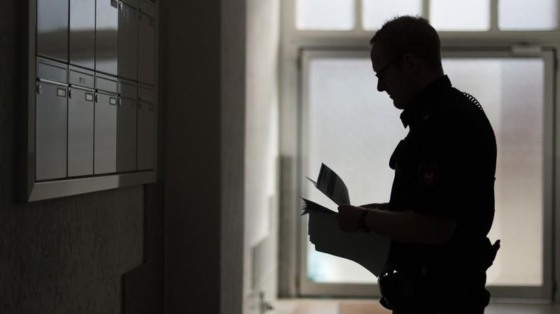 Polizei sucht mit Flugblattaktion nach Zeugen von Enthauptung eines Obdachlosen