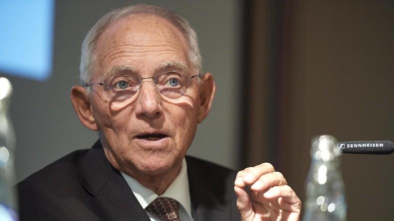 Schäuble: Bevölkerung muss akzeptieren, dass es in Deutschland immer mehr Muslime gibt