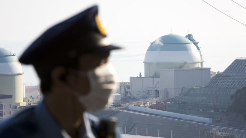 Japan fährt Reaktor wieder herunter: Dampf tritt durch Leck aus