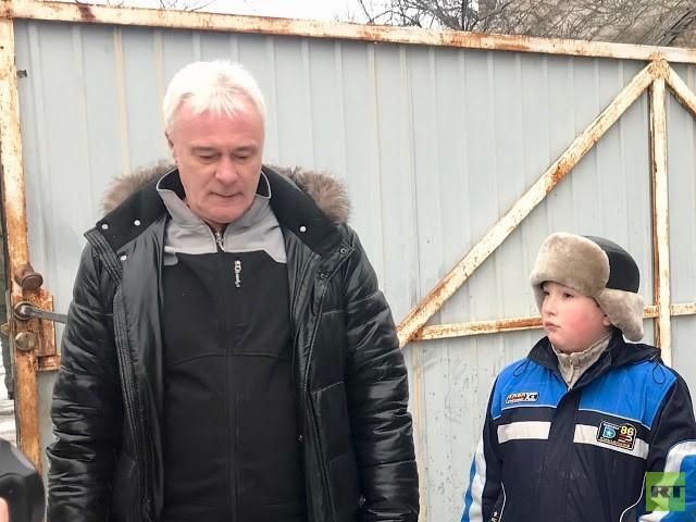 """Linke-Politiker besucht Donbass: """"Reise in ein Land, das es eigentlich nicht gibt"""" (Teil 2)"""