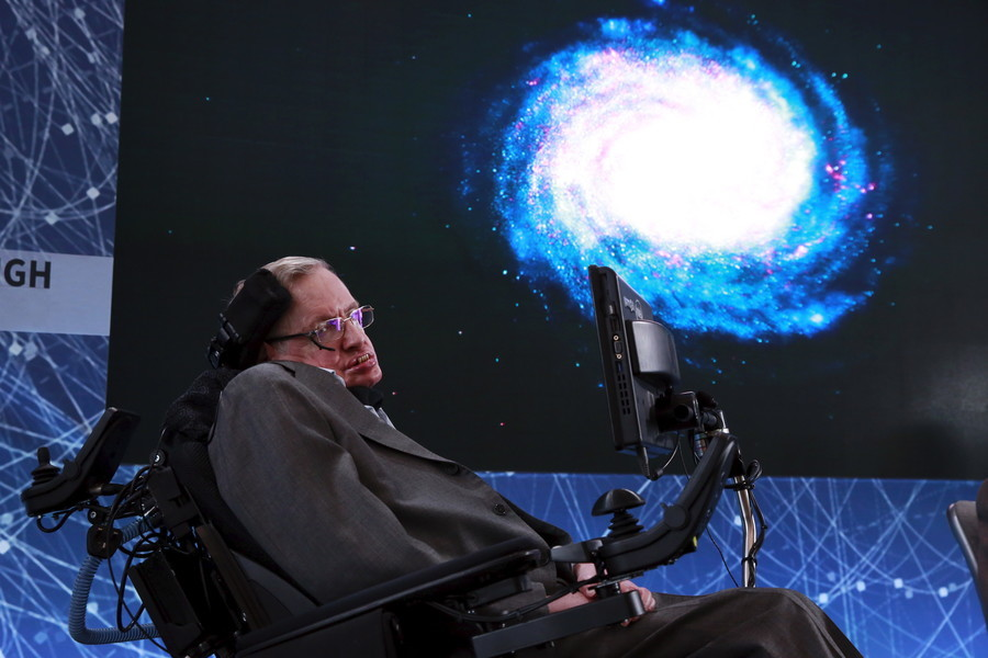 Zum Tod von Stephen Hawking: Sieben markante Zitate eines Genies unserer Zeit