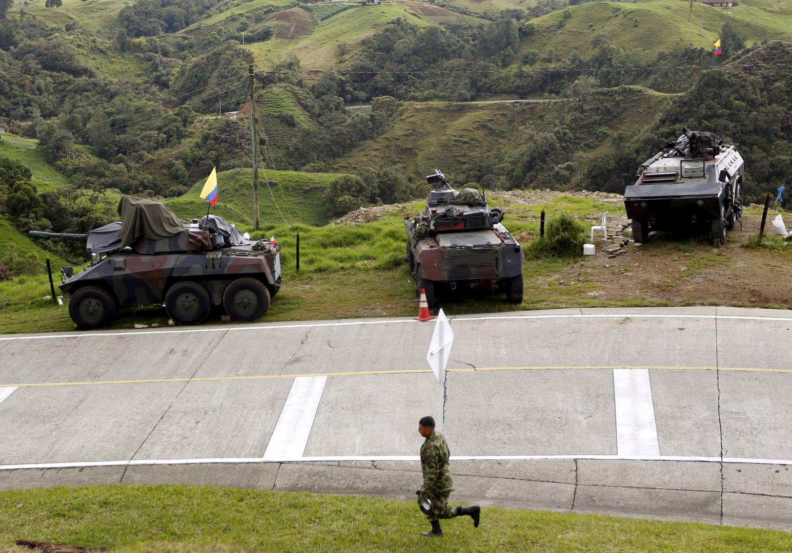 Kolumbien: Kein Geld für den Frieden – viel Geld für den Krieg — RT ...
