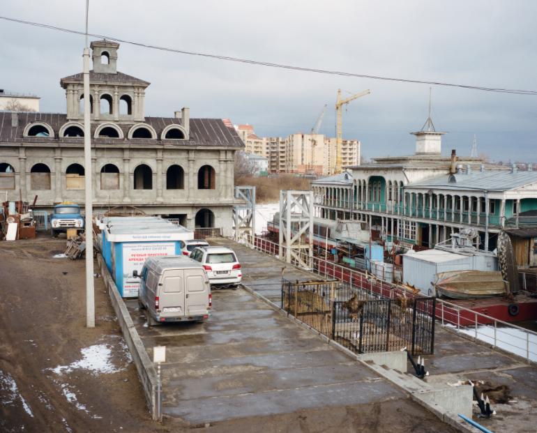 Zwischen Taiga und AKW: Russlands postsowjetisches Landschaftsbild