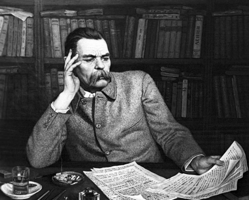 Fünf Gründe, warum Maxim Gorki so großartig ist