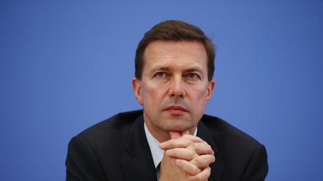 Meint, das soziale Netz in Deutschland sei in den letzten Jahren enger geknüpft worden: Regierungssprecher Steffen Seibert.