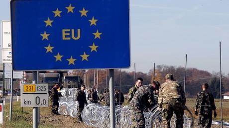 (Symbolbild). Die EU auf dem Weg zu einer militärischen Großmacht?